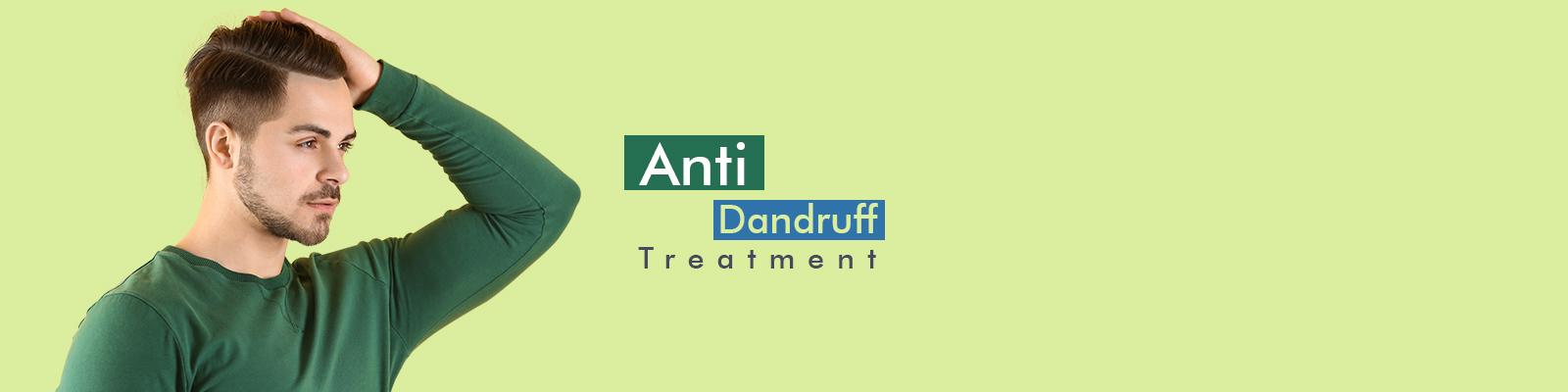 Best Anti Dandruff Treatment At Kolors