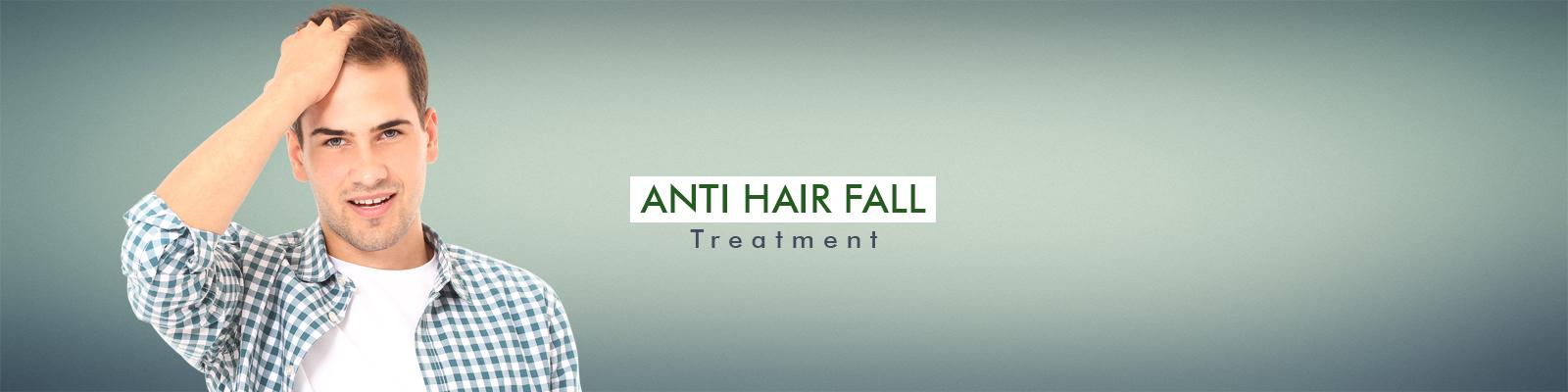 Best Anti Hair Fall Treatment & Best Hair Loss Solutions