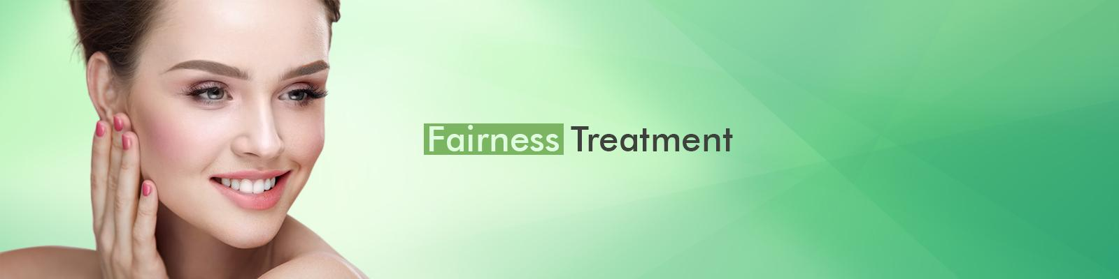 Skin Whitening Fairness Treatment