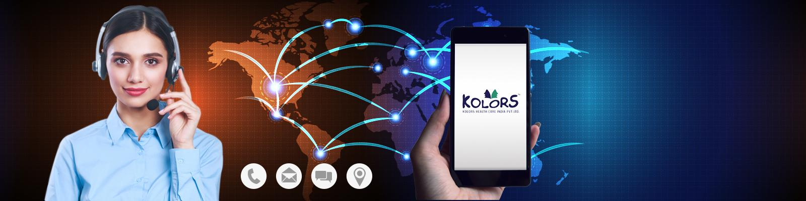 Contact Kolors - We Provide Best Treatments For Weight Management, Hair Loss And Skin Care Treatment
