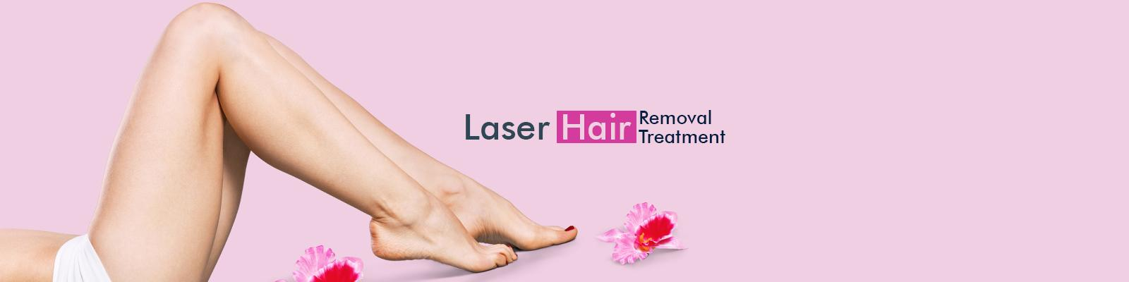 Permanent Laser Hair Removal Treatment - Hair Reduction