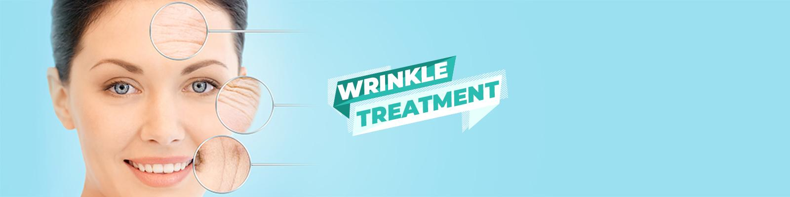 Adavanced Eye Wrinkle Treatment